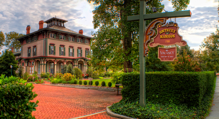 Southern Mansion Inn