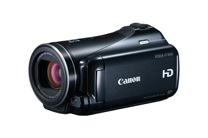 Canon Camera Vixia HFM40